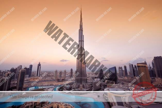 All about Burj Khalifa and Reference CAD File of Floor Plans