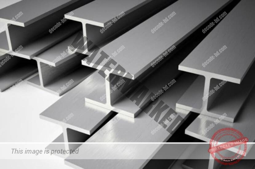 Why are I-shaped Steel sections so popular?