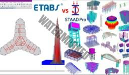 Which is better: ETABS or STAAD Pro?