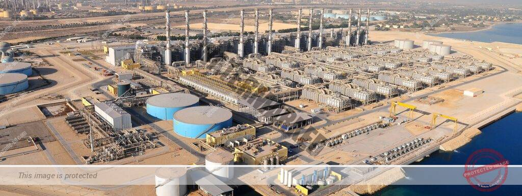 Jubail Industrial Area