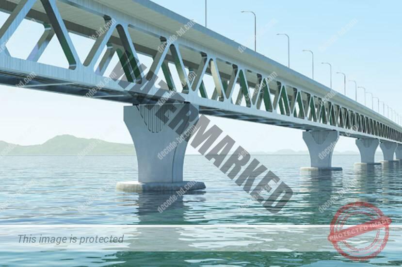 Padma Bridge with Some World Records